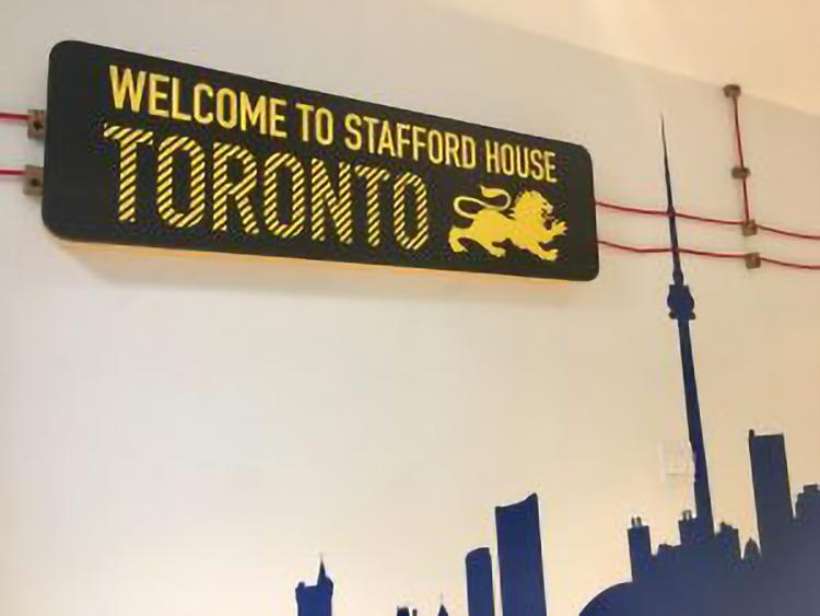 Stafford House Toronto 一般英語中級クラス体験レポート