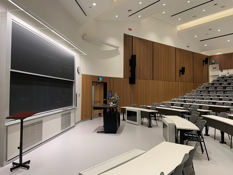 lecture-room