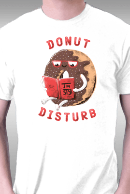 Donut Disturb