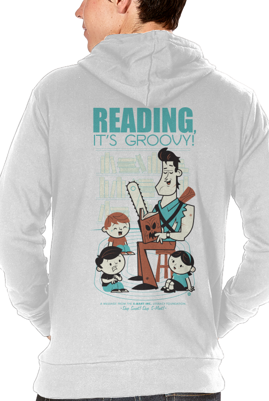 Reading is Groovy