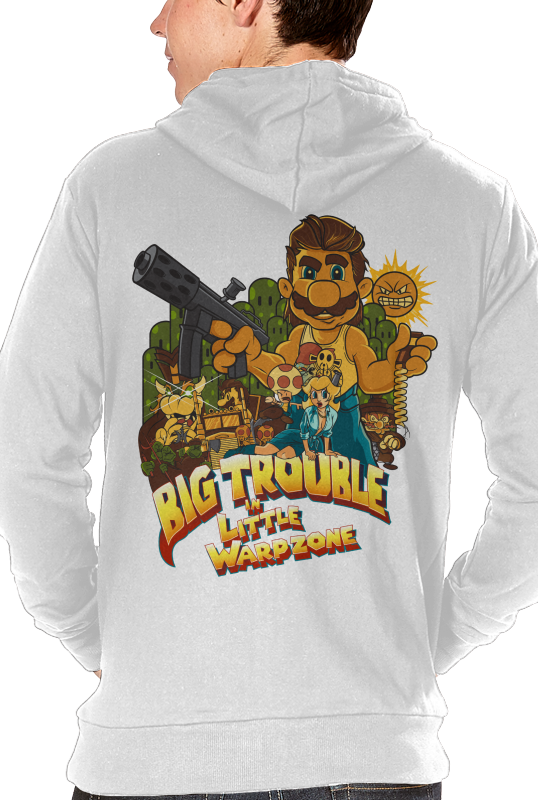 Big Trouble In Little Warpzone