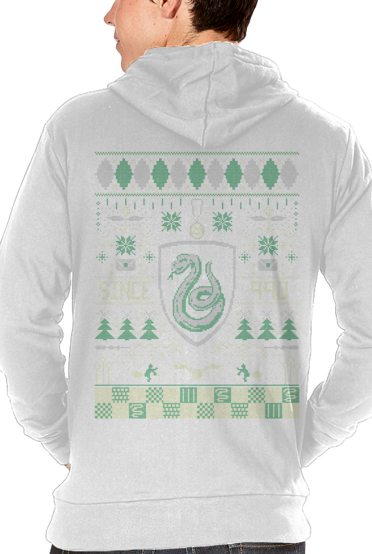 Ugly Serpent Sweater