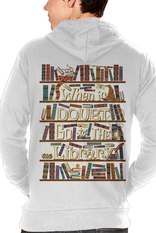 Go To The Library