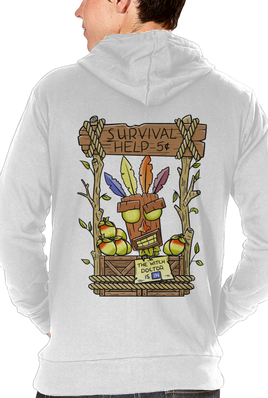 The Witch Doctor Is In