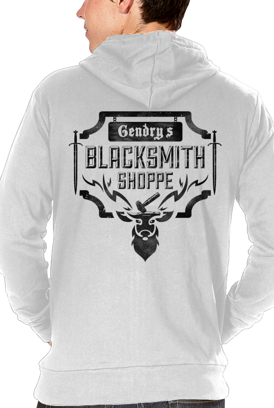 Ours Is The Blacksmith