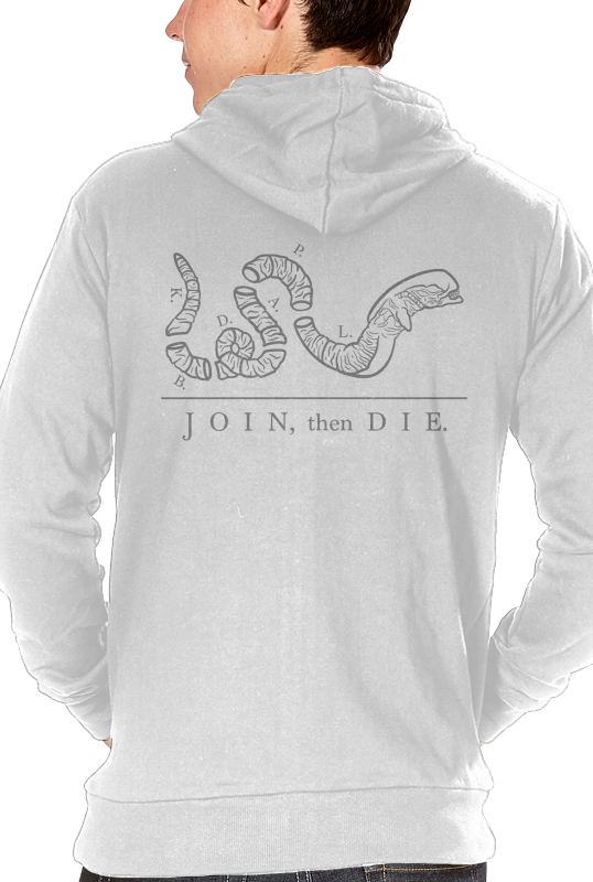 Join Then Die