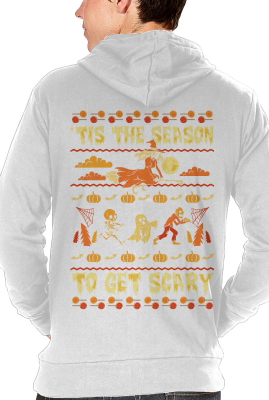 'Tis The Season to Get Scary