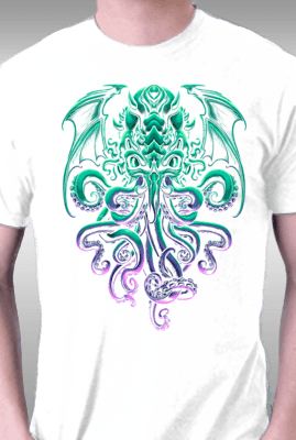 The Old God of R'lyeh
