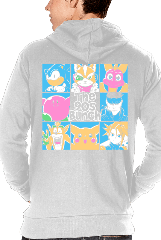The 90s Bunch