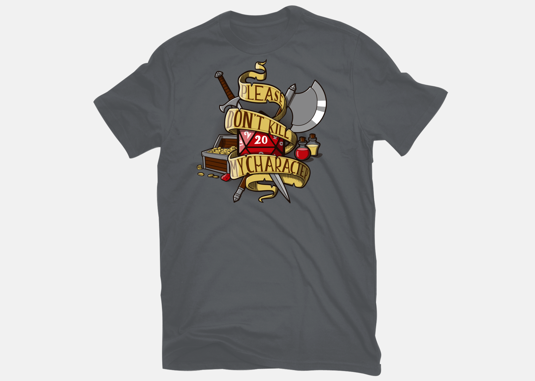 3fc1546f67 The Daily Exclusive | TeeFury