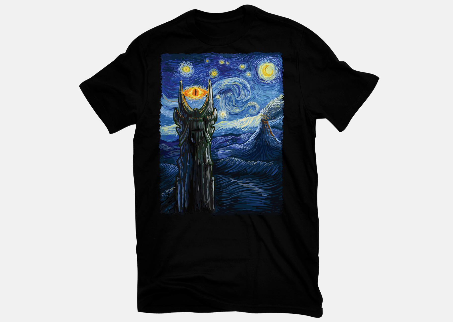 c23b57d7d6a07 Middle Earth Van Gogh