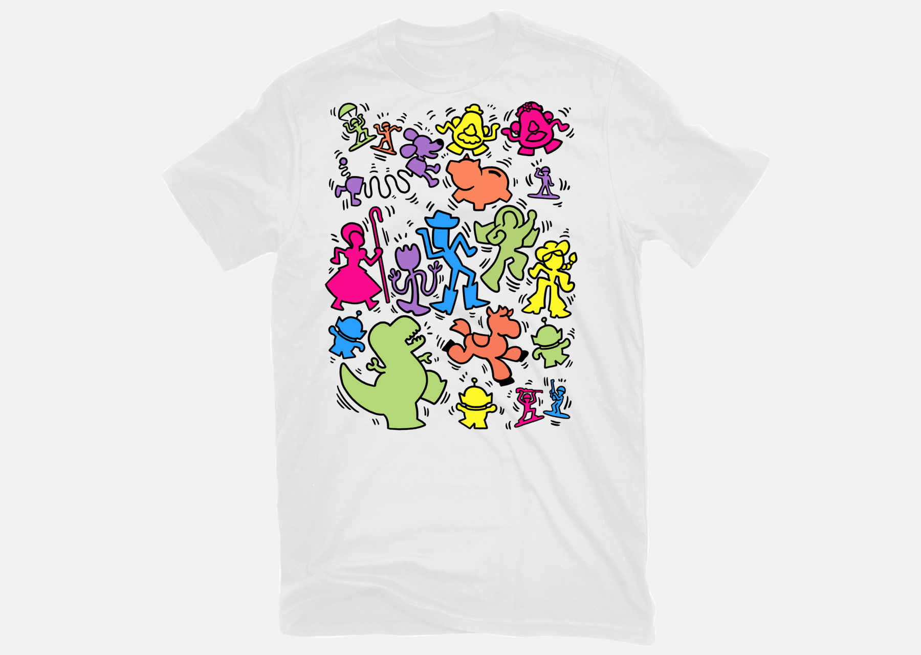 fda04b0d95 The Daily Exclusive | TeeFury