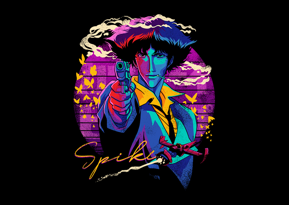 Spike the Space Cowboy
