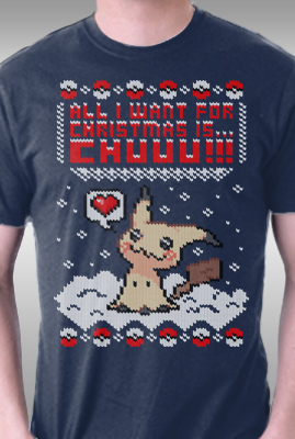 All I Want For Christmas Is Chu!!!