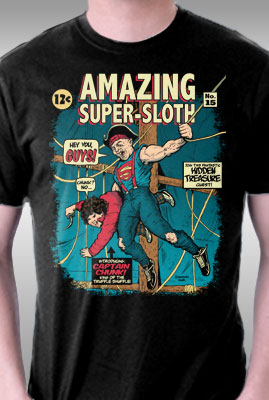Amazing Super Sloth
