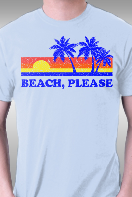 Beach, Please