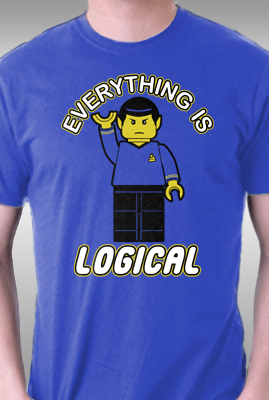 Everything is Logical
