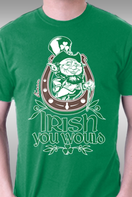 Irish You Would