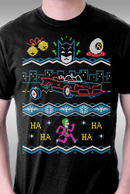 Ugly Sweater Tees Teefury