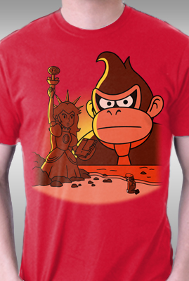 Planet of the Kongs