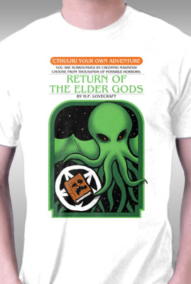 Cthulhu Your Own Adventure