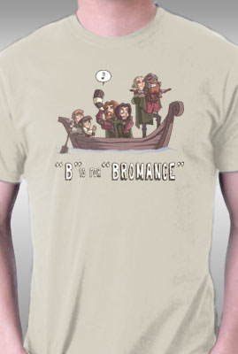 B is for Bromance