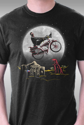 Pee-Wee Phone Home