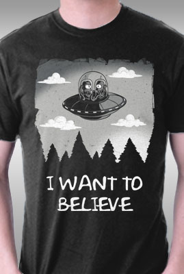Do You Believe In Aliens?