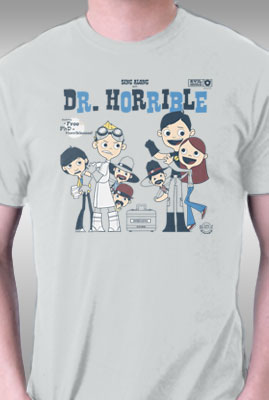 Sing Along with the Horrible Doctor