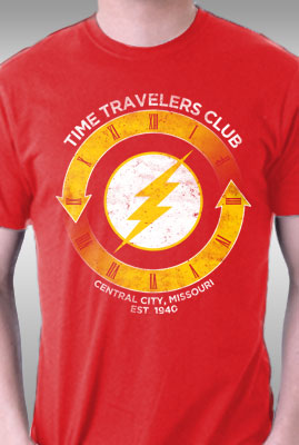 Time Traveler's Club - Central City