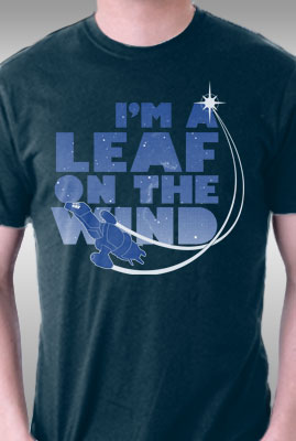 Leaf on the Wind
