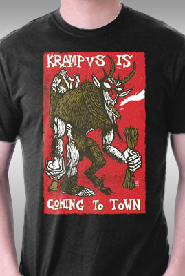 Krampus is Comin' To Town
