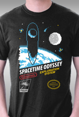 Spacetime Odyssey