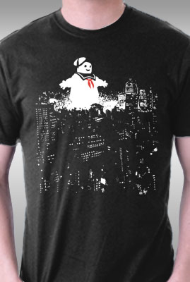 Stay Puft in the City