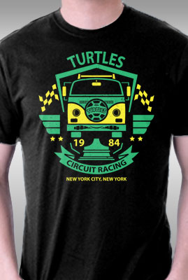 Turtles Circuit Racing