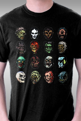 Horror Movie Monster Masks