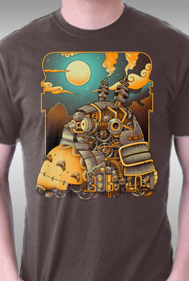 Steampunk Neighbor