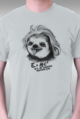 Sloth Einstein