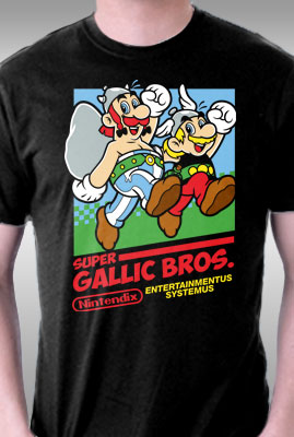 Super Gallic Bros.