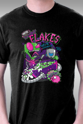 Invader Flakes