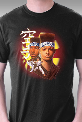 Karate Kid 'N Play