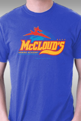 McCloud's Arwing Academy