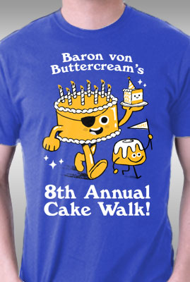 8th Annual Cake Walk