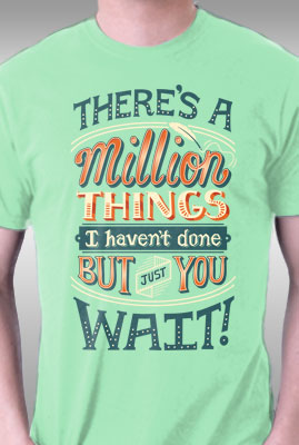 A Million Things