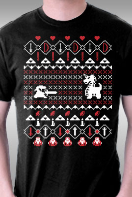 It's Dangerous to Go Alone This Christmas