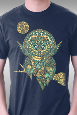 God Owl of Dreams
