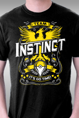 It's Go Time Instinct