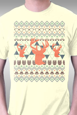 Ugly Hipster Sweater