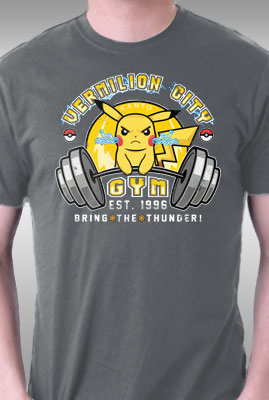 Vermilion City Gym