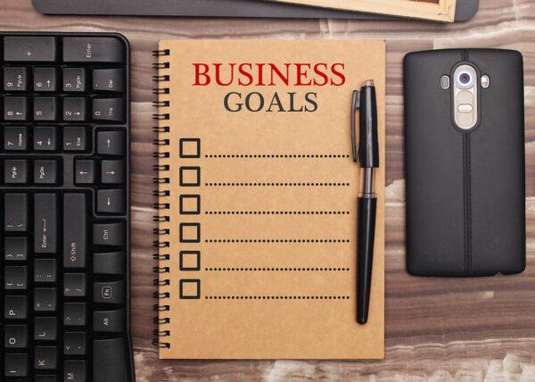 ビジネスにおけるゴール設定